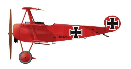 _Fokker Dr.I JG1-425_17 early